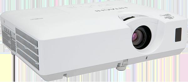 hitachi cp x3042wn xga 3200 lumen projector