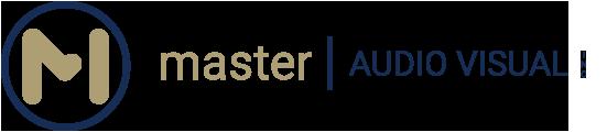 Logo for Master Audio Visual
